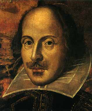 "<b>William Shakespeare</b> (the ""Flower Portrait"") - sha_port"