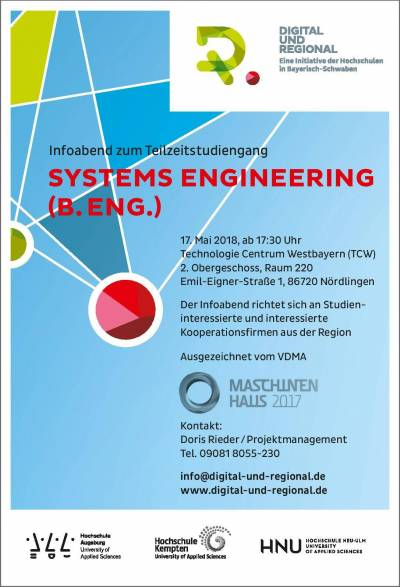 Infoabend Systems Engineering