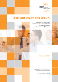 ARE YOU READY FOR LEAN