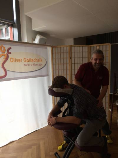 Mobile Massage Oliver Gottschalk