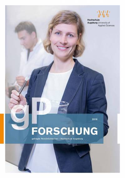 gP Forschung 2018 Cover