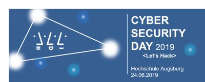 Cyber Security Day am 24. Juni 2019