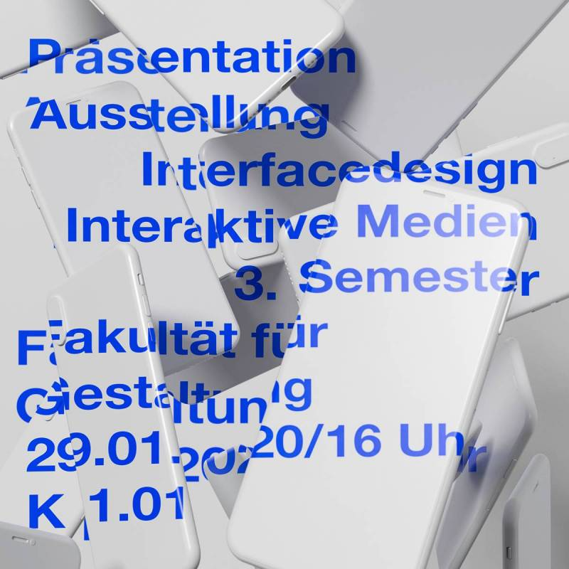 Präsentation Interfacedesign