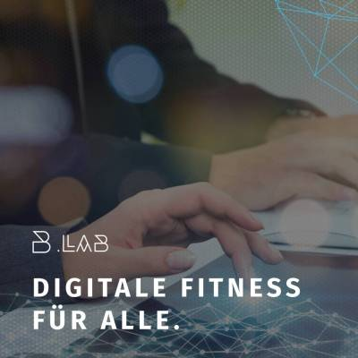 B.LAB Digitale Fitness für alle.