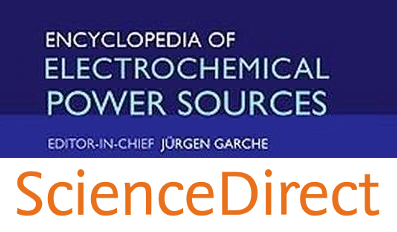Encycopedia of electrochemical power sources Logo
